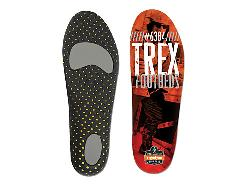 Trex™ 6384 Standard Footbed, Orange & Black, X-Large