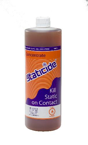 Staticide Concentrate - Quart - P/N 3000Q