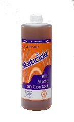 Staticide Concentrate - Quart