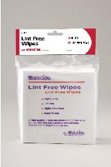 "Lint Free Wipes - 9"" x 9"", 100 wipes per bag, 6 bags per case9"