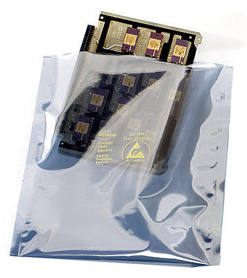 1001024 SCC1000 Series 10X24 Static Shielding Bag 100 Each - P/N 1001024