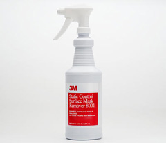 Static Control Surface Mark Remover, 12- 1 quart bottles per c