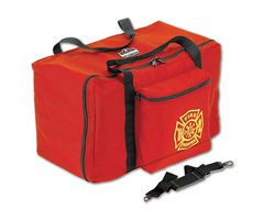 Arsenal® 5007 Gear Bag, 5430ci, Red