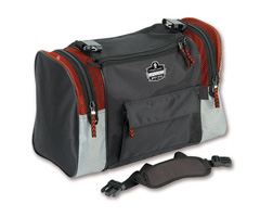 Arsenal® 5115 Small General Duty Gear Bag, 2220ci, Black