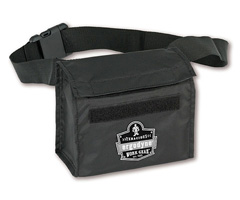 Arsenal® 5180 Half-Mask Respirator Waist Pack, 135ci, Black