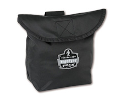 Arsenal® 5181 Full-Mask Respirator Bag, 190ci, Black