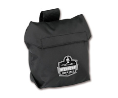 Arsenal® 5182 Half-Mask Respirator Bag, 145ci, Black