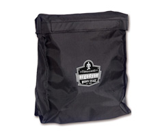 Arsenal® 5183 Full-Mask Respirator Bag, 300ci, Black