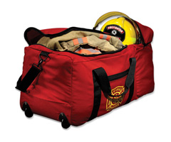 Arsenal® 5005W Gear Bag, 7160ci, Red