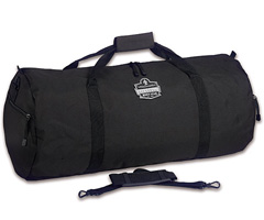 Arsenal® 5020 Duffel Bag Small Poly, 2600ci, Black