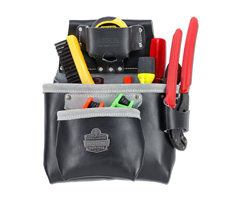 Arsenal® 5424 Tool & Fastener Pouch, Black