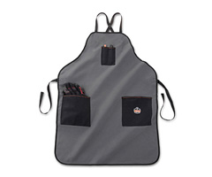 Arsenal® 5702 4 Pocket Break-Away Apron, Gray