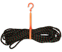 "Squids® 3510M Tie Hook, 15.8"" (40cm), Orange"