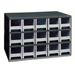 15 Drawer Modular 19-Series Steel Storage Cabinets - P/N 19715