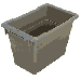 "Cross-Stack Akro-Tubs  17"" x 11"" x 12"",  6 per carton"