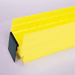 10° Angle Shelf Bin Extended Label Holders, 24 per carton