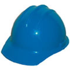 6pt, Pinlock, Classic Cap Style Hard Hat, Pacific Blue