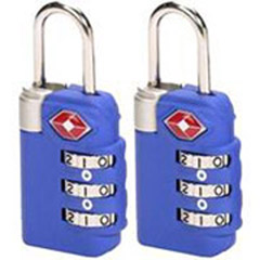 3-Number Transportation Security Administration Approved Lock