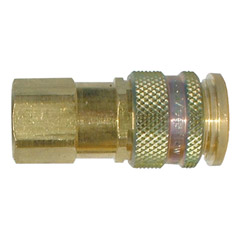 "11103 1/4""FPT COUPLER HIGH FLOW"