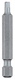 "# 2 Square Recess 2"" Power Bit - P/N DW2212B"