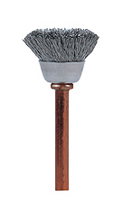 Stainless Steel Brush-Cup Shape
