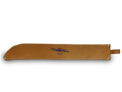 Leather Machette Sheath