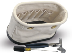 Aerial Tool Bucket 15 Pockets