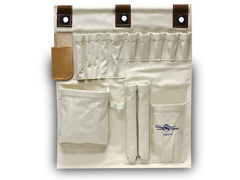 Aerial Canvas Tool Apron
