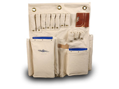 Aerial Tool Apron, Canvas