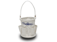 Miniature Tool Bucket w/Pockets