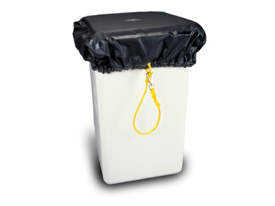 "Aerial Bucket Cover w/Foam & Heat Sealed Seams 24""X30""                      - P/N 2715-24-30"