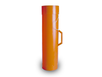 "Blanket Canister - 10"" Diam. x 38"" H                                        - P/N 2835"