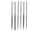 "6 pc 5-1/2"" Swiss Pattern Needle File Set"