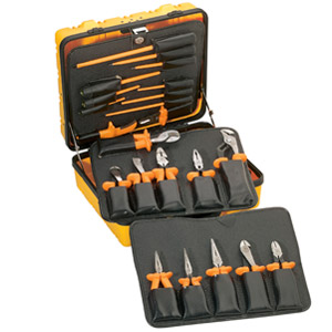 General-Purpose Insulated 22-Piece Tool Kit - P/N 33527