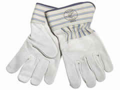 Medium-Cuff Gloves - Large - P/N 40008