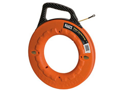 Navigator™ Spiral Steel Fish Tape - 50' x  3/16""