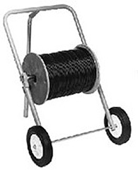 "Cable Caddy Max. Reel Size 26 x 15"", 170 lb capacity"