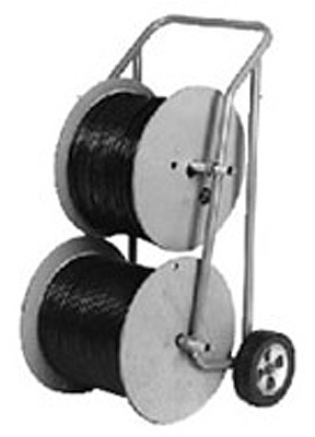 "Cable Caddy Overall height: 41"". - P/N T-258"