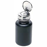 ONE-TOUCH, BLACK CONDUCTIVE HDPE, 6 OZ
