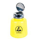 ONE-TOUCH, YELLOW LOW CHARGING HDPE, 4 OZ
