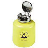 ONE-TOUCH, YELLOW LOW CHARGING HDPE, 8 OZ