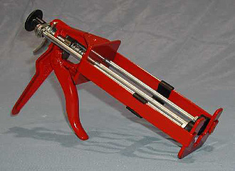 Applicator Gun for FST, RTV, UPR, & SDP sealant