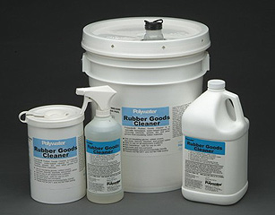 5-Gallonlon Pail Polywater® Rubber Goods Cleaner