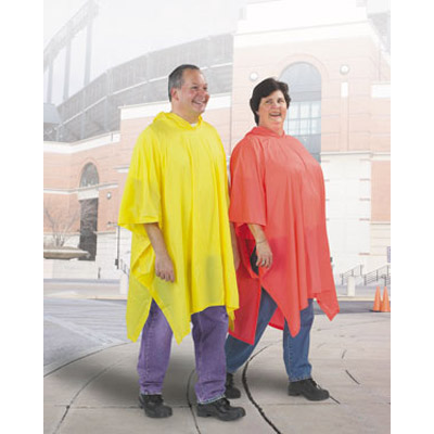 .10mm PVC (Yellow) Poncho - P/N 71578