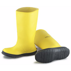 "Men's 17"" ""All-American"" Yellow Overboot"