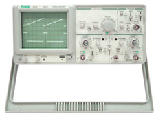 Analog Oscilloscope 20 MHz