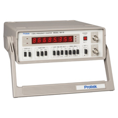 1.3GHz Multifunction Frequency Counter