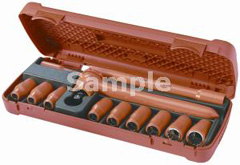 "1/2"" Drive 12 Pc. Socket Set 1000V SE-12 Point"