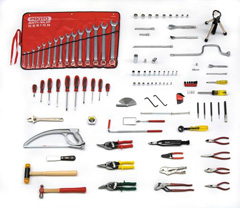107 Pc. Railroad Electrician's Tool Set