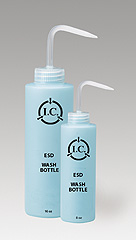 8 oz WASH BOTTLES, ESD SAFE